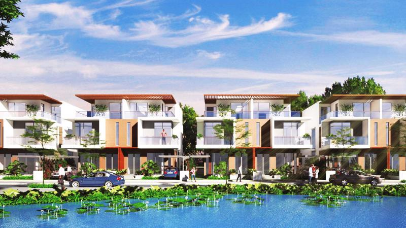 Ngày 2/6/2018 vừa qua, Phú Long tiếp tục công bố 100 căn biệt thự Dragon Parc - tiểu khu đẹp nhất của Dragon Village.
