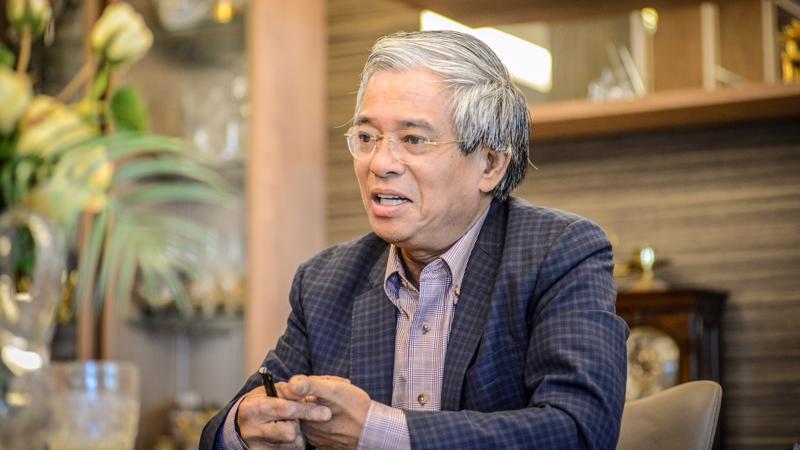 Ông Phạm Quang Vinh, mguyên Thứ trưởng Bộ Ngoại giao, Đại sứ Việt Nam tại Mỹ 2014-2018.