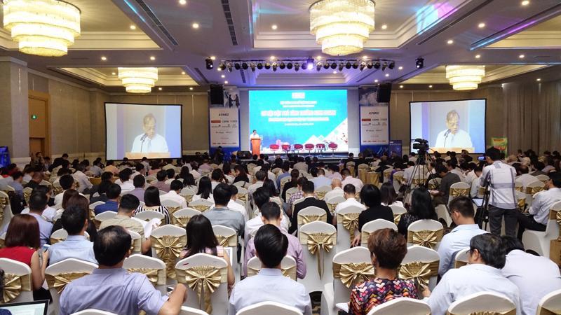 Toàn cảnh hội thảo - Ảnh: Việt Tuấn.