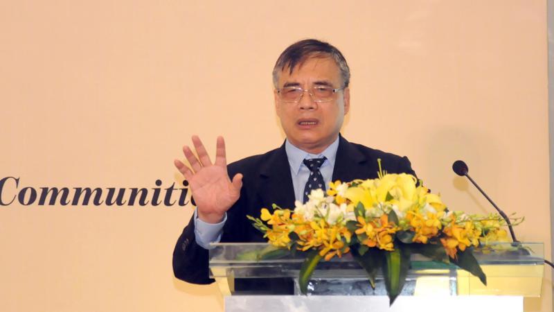 TS Trần Đình Thiên, nguyên Viện trưởng Viện Kinh tế Việt Nam.
