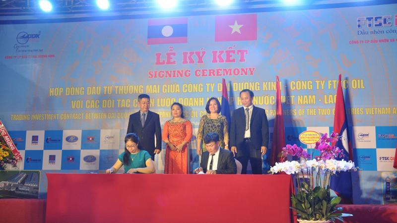 Lễ ký kết là minh chứng cho mối liên hệ, hợp tác chặt chẽ và thành công giữa các bên, đã và đang đóng góp cho tương lai phát triển năng lượng.