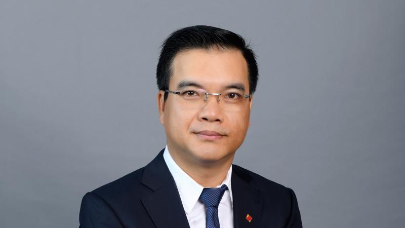 Ông Nguyễn Chí Thành, Tổng giám đốc SCIC.