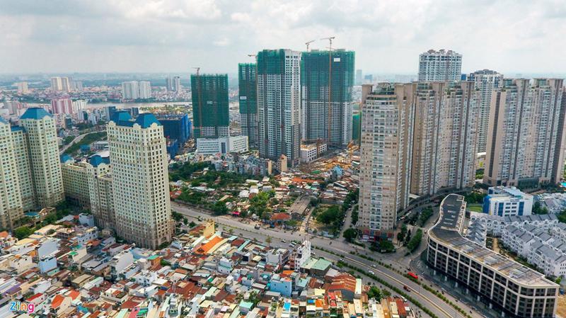 Không chỉ thu hút các nhà đầu tư trong nước, các nhà đầu tư nước ngoài cũng đang dành sự quan tâm đặc biệt với thị trường Hà Nội.