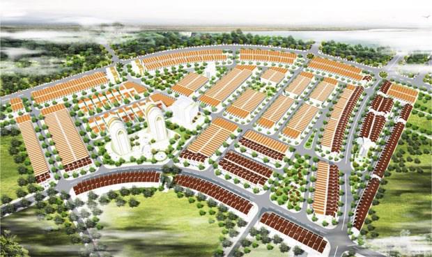 """<span style=""""font-family: Tahoma; background-color: rgb(255, 255, 255);"""">Dự án Sentosa City có quy mô gần 30 ha.</span>"""