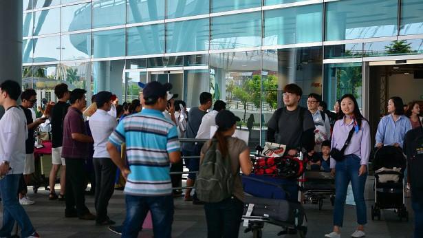 Lượng khách quốc tế đến Đà Nẵng tăng nhưng sô ngày lưu trú lại giảm