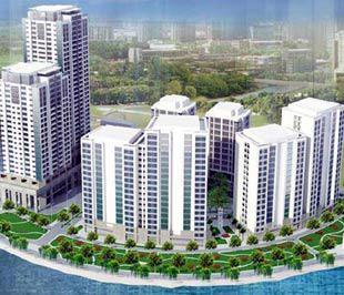 Một dự án mới trên đường Lê Hồng Phong, Hải Phòng.