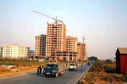 Các đồ án, dự án trên đều đang trong quá trình triển khai hoặc đã được chấp thuận, phê duyệt trong vòng 1 năm về trước kể từ ngày 1/8/2008.