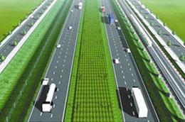 Xây dựng đường bộ cao tốc là một trong những lĩnh vực được hưởng lãi suất ưu đãi khi vay lại nguồn vốn ODA của Chính phủ.