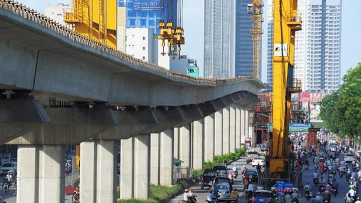 """Dự án xây dựng đường sắt đô thị Hà Nội tuyến Cát Linh - Hà Đông nhiều lần được """"nêu gương"""" lãng phí"""