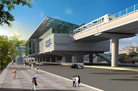 Hà Nội sẽ có từ 5 – 7 tuyến đường sắt đô thị, bao gồm chạy ngầm và trên cao, nối trung tâm Thành phố với các khu vực ngoại thành - Ảnh minh họa.<br>