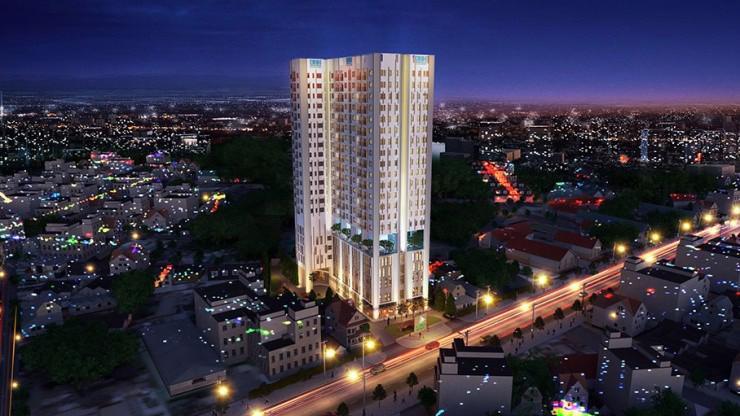 Dự án D-Vela của Công ty Cổ phần Địa ốc An Phú Long làm chủ đầu tư.