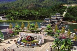 Phối cảnh dự án King's Garden Resort & Villas.