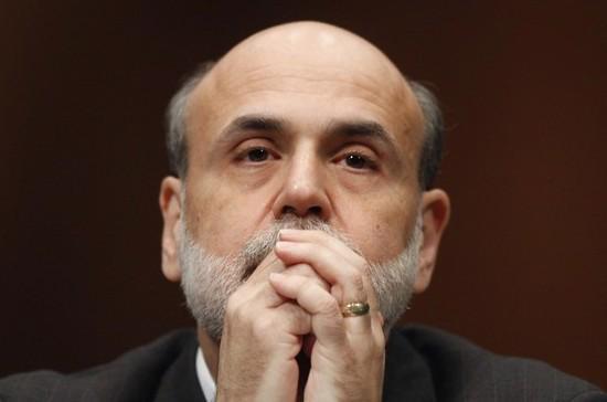 Các biện pháp cứu thị trường của ông Bernanke đã vấp phải không ít sự phản đối - Ảnh: Reuters.