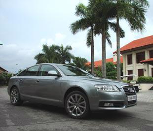 Các loại xe Audi cũ cũng được cung cấp các dịch vụ bán hàng và sau bán hàng tiêu chuẩn - Ảnh: Đức Thọ.
