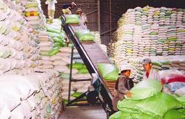 Lượng gạo dự kiến sẽ xuất khẩu trong năm 2011, hiện vẫn đang chờ vào sự cân đối của Bộ Nông nghiệp và Phát triển Nông thôn.