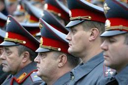 Tất cả sỹ quan cảnh sát Nga phải kê khai thu nhập - Ảnh: RIAN.