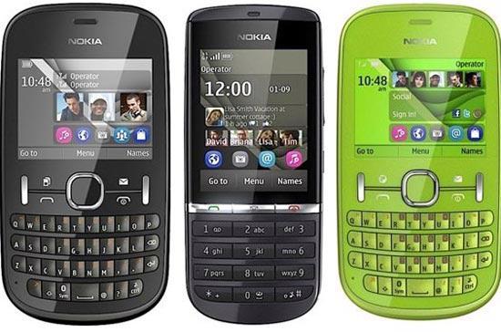 Nokia có lợi thế trên phân khúc điện thoại giá rẻ.