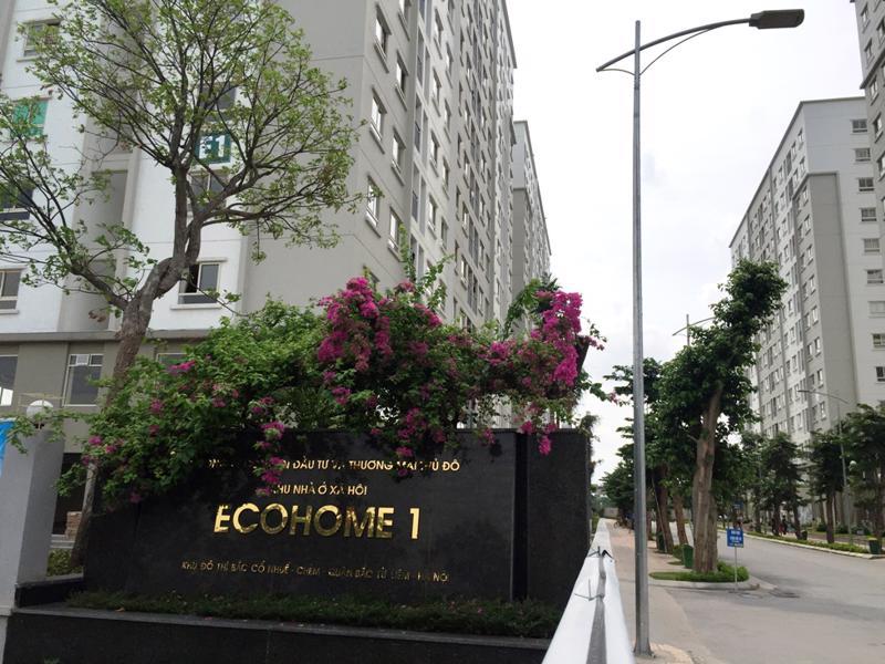 Hiện nhiều kios thương mại tại EcoHome đã được khách thuê và đi vào kinh doanh .