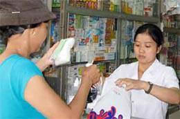 Thuốc vốn là mặt hàng mà cửa hàng bán giá nào khách mua giá đó.