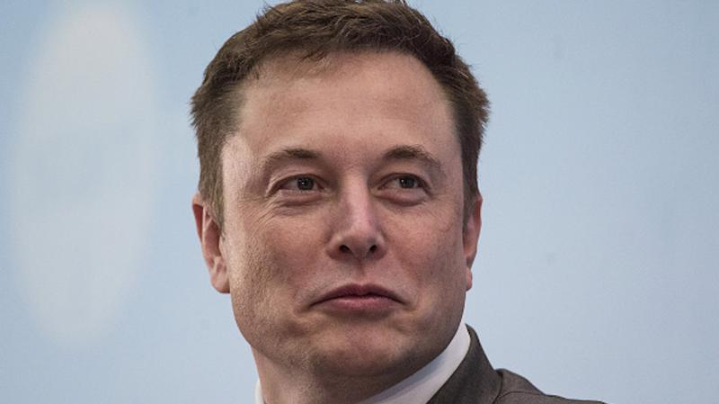 Elon Musk, CEO của Tesla - Ảnh: Bloomberg