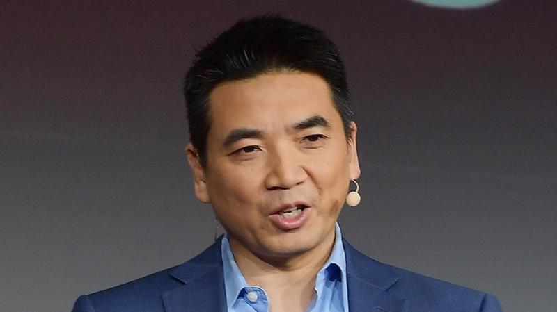 Eric Yuan, người sáng lập Zoom - Ảnh: Getty Images.