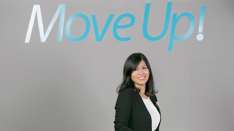 Bà Phạm Thị Hoài Linh, Giám đốc nhân sự tập đoàn Navigos Group Việt Nam.