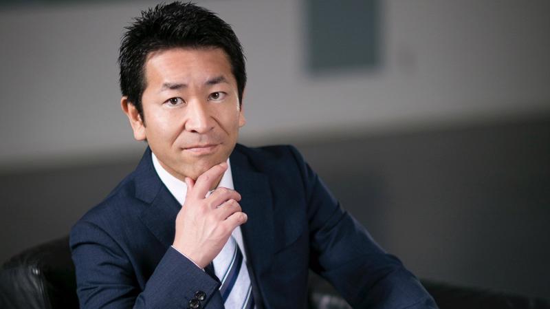 ÔngGaku Echizenya - Tổng giám đốc Navigos Group Việt Nam.