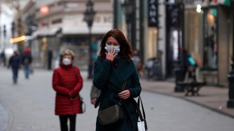 Hungary ghi nhận gần 365.000 ca nhiễm Covid-19, trong đó có 12.374 ca tử vong - Ảnh: Getty Images