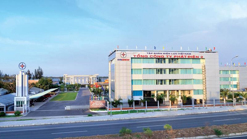 Tập đoàn Điện lực Việt Nam nắm giữ 51% vốn điều lệ tại EVNGENCO2.