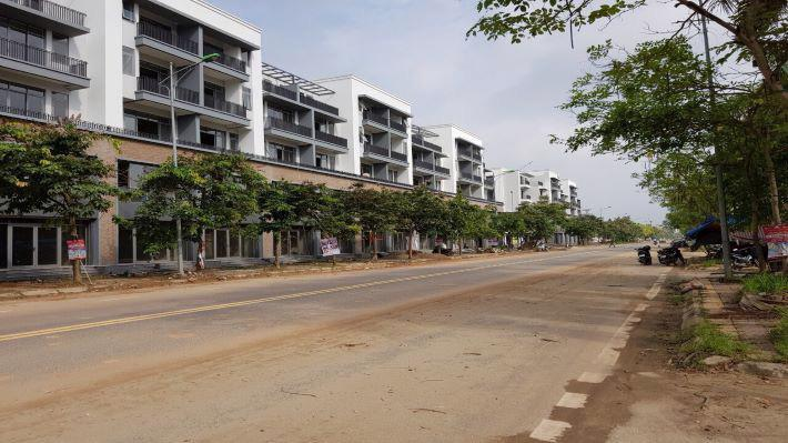 TMS Grand City Phuc Yen mang tới thị trường 3 loại hình sản phẩm gồm: Biệt thự, nhà phố thương mại và nhà liền kề.