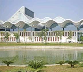 Trung tâm Hội nghị Quốc gia tại Hà Nội.