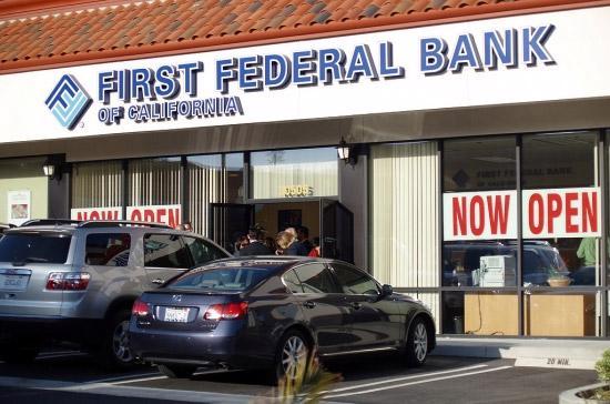 First Federal Bank sở hữu tài sản 6,1 tỷ USD và quản lý 4,5 tỷ USD tiền gửi của khách hàng.