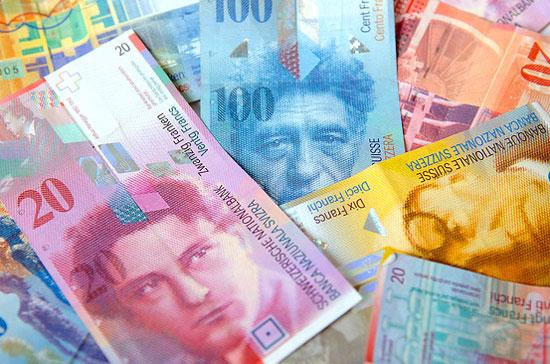 Nhiều tài sản được xem là có độ an toàn cao, hiện đã tăng giá quá mức, như đồng Franc Thụy Sỹ.