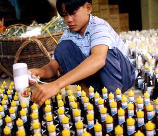 Báo cáo của Vụ Tín dụng cho rằng tỷ trọng vốn chủ sở hữu của doanh nghiệp vừa và nhỏ trên tổng nguồn vốn hoạt động phần lớn ở mức thấp, doanh nghiệp hoạt động chủ yếu bằng nguồn vốn vay ngân hàng nên hiệu quả kinh doanh thấp - Ảnh: Việt Tuấn.
