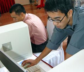 Hiện tại, Việt Nam có khoảng 35.000 lao động trực tiếp trong các doanh nghiệp phần mềm.