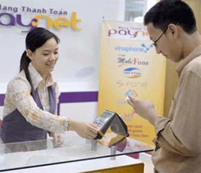 Tại PayNet ở thời điểm ban đầu, khách hàng vẫn mua mã bằng tiền, nhưng sau này sẽ bằng thẻ.