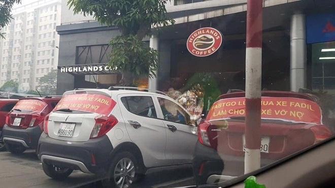 Ứng dụng gọi xe FastGo của Shark Bình bị tài xế tố lừa mua xe Fadil.