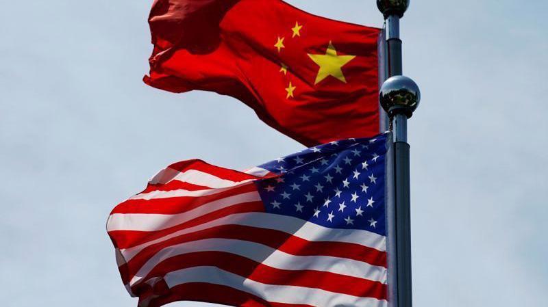 Quan hệ Mỹ - Trung đã giảm xuống mức thấp nhất nhiều thập kỷ do mâu thuẫn trong hàng loạt vấn đề - Ảnh: AP