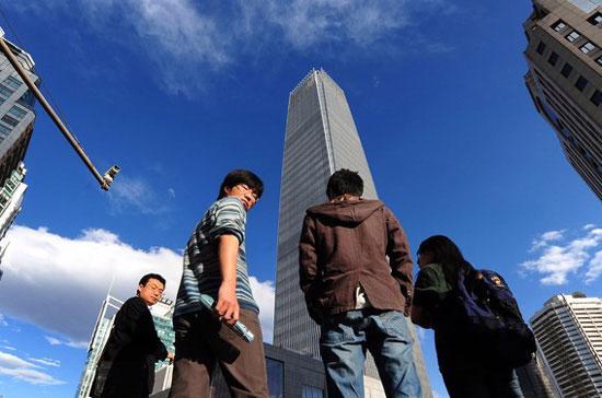 Nhiều người Trung Quốc không thấy vui thích về GDP vượt Nhật.