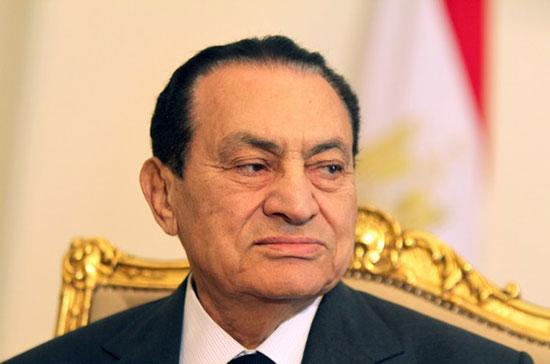 Ông Hosni Mubarak - Ảnh: Getty.