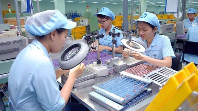 Sự lan toả công nghệ từ doanh nghiệp FDI sang doanh nghiệp trong nước còn hạn chế - Ảnh minh hoạ.