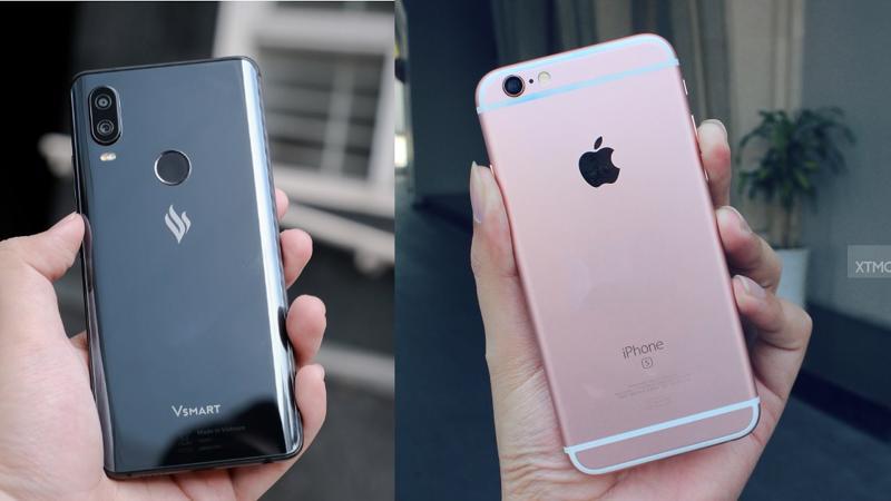 Top 5 hãng smartphone lớn nhất Việt Nam quý 3/2020 với sự góp mặt của Vsmart (Vingroup), còn iPhone của Apple bị rơi khỏi top này - ảnh XTmobile.