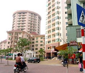 Sự phát triển của thị trường bất động sản còn lan toả tới các ngành kinh tế khác.