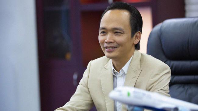 Ông Trịnh Văn Quyết - Chủ tịch Tập đoàn FLC, đồng thời cũng là Chủ tịch của FLC Faros.