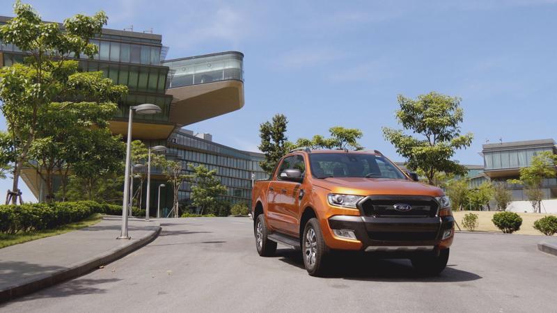 Tại thị trường Việt Nam, Ford Ranger hiện vẫn đang là mẫu xe bán tải đắt khách nhất phân khúc.