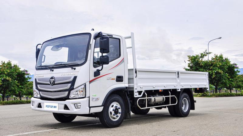 Dòng sản phẩm Foton M4 là dòng xe tải trung - cao cấp.