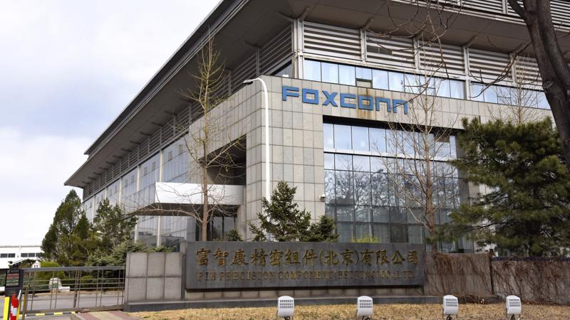 Foxconn sẽ sớm thành lập một công ty mới tại Việt Nam. Hiện tại, công ty này đang sản xuất TV, thiết bị viễn thông và sản phẩm liên quan tới máy tính tại Việt Nam - Ảnh: AP