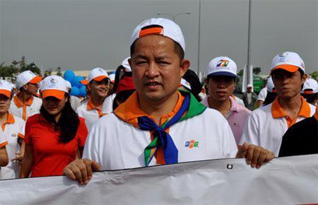 Cách đây chưa đầy một tháng, Tổng giám đốc FPT Trương Đình Anh bất ngờ xin nghỉ phép hai tháng.