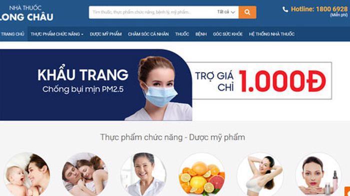 FPT Long Châu tiếp tục mở rộng chuỗi cửa hàng thêm 126 đơn vị so với cuối quý 3/2019.