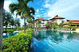 Đà Nẵng hiện có 23 khách sạn và khu nghỉ mát từ 3 sao trở lên.
